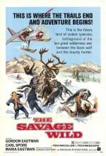 The Savage Wild (1970) afişi