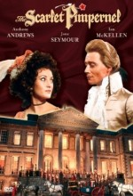 The Scarlet Pimpernel(l) (1982) afişi