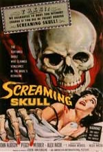 The Screaming Skull (1958) afişi
