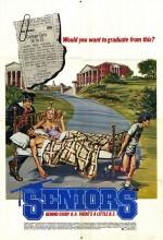 The Seniors (1978) afişi