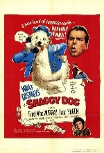 The Shaggy Dog(ı) (1959) afişi