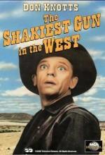 The Shakiest Gun In The West (1968) afişi
