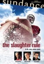 The Slaughter Rule (2002) afişi