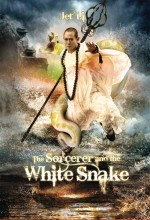 The Sorcerer And The White Snake (2011) afişi