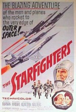 The Starfighters (1964) afişi