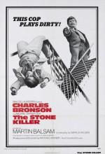 The Stone Killer (1973) afişi