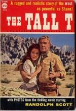 The Tall T (1957) afişi