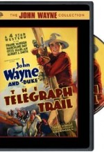 The Telegraph Trail (1933) afişi