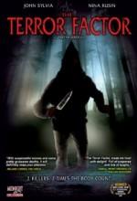 The Terror Factor (2007) afişi