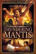 The Thundering Mantis (1980) afişi