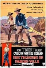 The Treasure Of Pancho Villa (1955) afişi