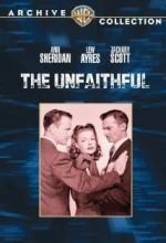 The Unfaithful (1947) afişi