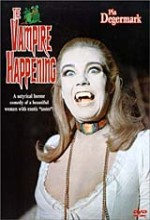 The Vampire Happening (1971) afişi