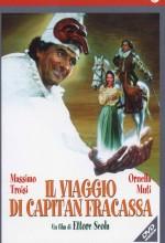 The Voyage Of Captain Fracassa (1990) afişi