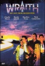The Wraith (1986) afişi