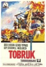 Tobruk (ı) (1967) afişi