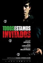 Todos Estamos Invitados (2008) afişi