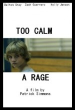 Too Calm A Rage (2011) afişi