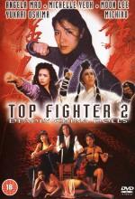 Top Fighter 2 (1996) afişi