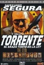 Torrente, El Brazo Tonto De La Ley (1998) afişi