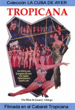Tropicana (1957) afişi