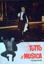 Tutto è Musica (1963) afişi