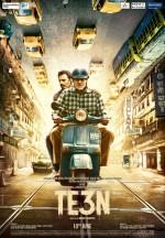 Te3n (2016) afişi