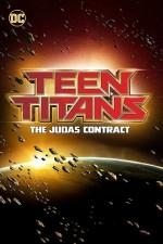 Genç Titanlar: Judas Sözleşmesi (2017) afişi