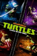 Teenage Mutant Ninja Turtles Sezon 2 (2013) afişi