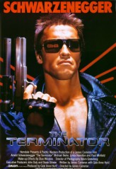 Terminatör (1984) afişi