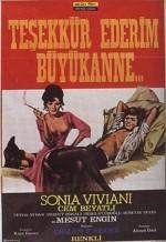 Teşekkür Ederim Büyükanne (1975) afişi