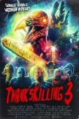 ThanksKilling 3 (2012) afişi