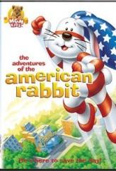 The Adventures of the American Rabbit (1986) afişi