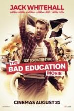 The Bad Education Movie (2015) afişi
