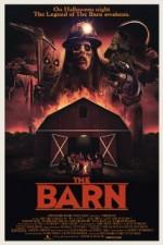The Barn (2015) afişi