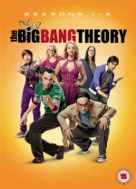 The Big Bang Theory (2012) afişi