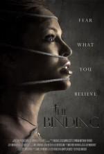 The Binding (2015) afişi