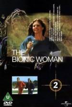 The Bionic Woman Sezon 2 (1977) afişi
