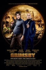 The Brothers Grimsby (2016) afişi