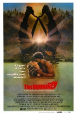 The Burning (1981) afişi