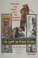 The Camp on Blood Island (1958) afişi