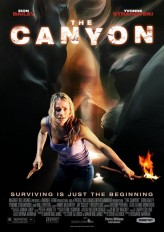 The Canyon (2009) afişi