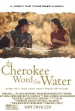 The Cherokee Word for Water (2013) afişi