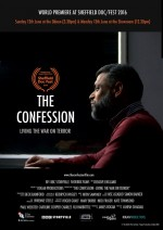 The Confession  (2016) afişi
