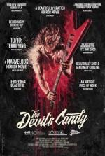 The Devil's Candy (2015) afişi