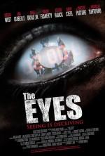 The Eyes (2017) afişi