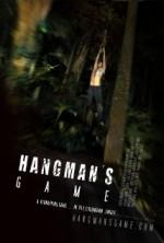 Hangman's Game (2015) afişi