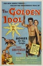 The Golden Idol (1954) afişi