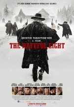 The Hateful Eight (2015) afişi