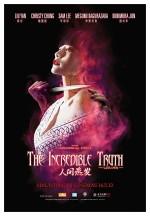 The Incredible Truth (2012) afişi